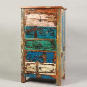 dulap exotic lemn reciclat Aris