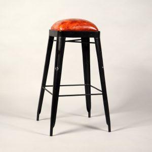 scaun bar sezut piele