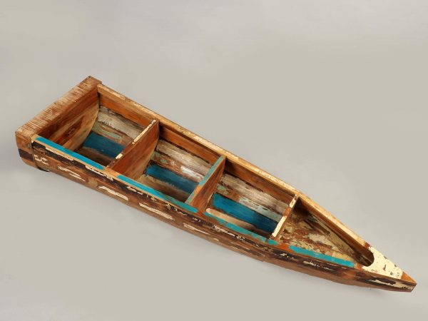 biblioteca barca lemn reciclat