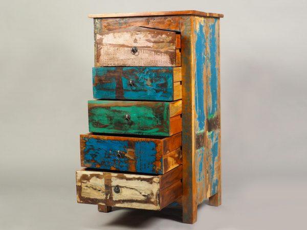 dulap lemn reciclat exotic