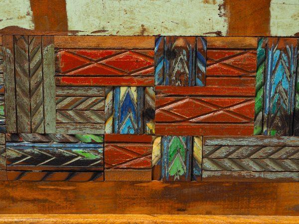 cufar lemn reciclat India