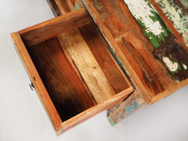 dulap lemn reciclat produs manual