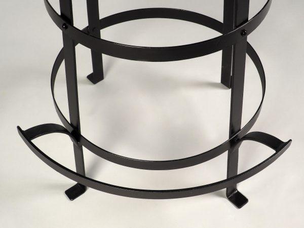 scaun bar stil industrial metal