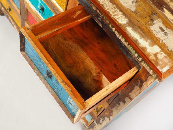 dulap vintage lemn reciclat exotic