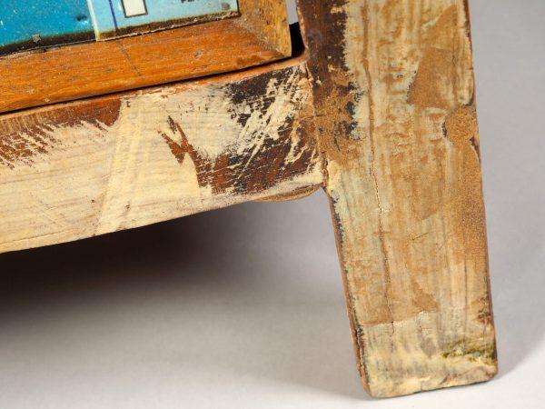 dulap stil vintage lemn reciclat exotic